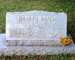Albert E Burkland