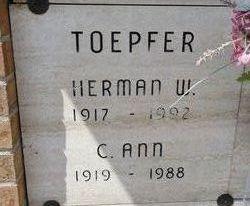Herman William Toepfer