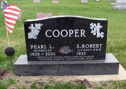 Pearl Lorraine <I>Heinmeller</I> Cooper