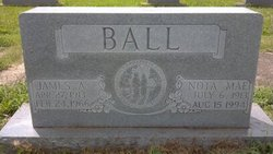 Nota Mae <I>Dowell</I> Ball