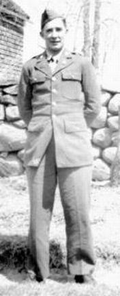 PFC Harry Archer Tebbetts