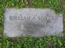 William A. Snyder