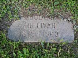 Maude J <I>Snyder</I> Sullivan