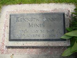 Kenneth B Miner