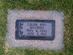 Goldie Ann Williams