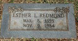 Esther L. Redmond