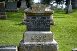 Hamilton Monroe Arne