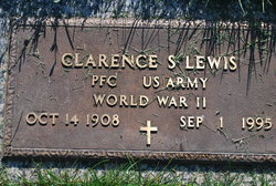 Clarence S Lewis