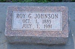 Roy Grant Johnson