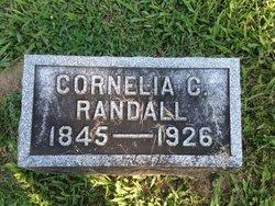 Cornelia Curtis <I>Jennings</I> Randall