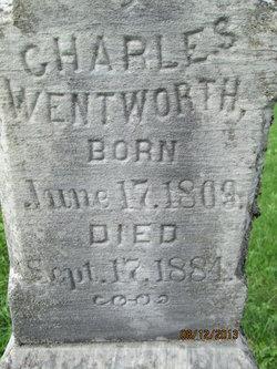 """Charles W. """"Charley"""" Wentworth"""