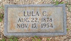 Lula C <I>Burgess</I> Holland