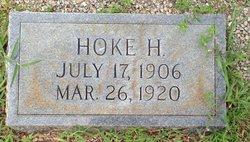 Hoke H Holland