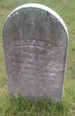 Sarah A <I>Northup</I> Bailey