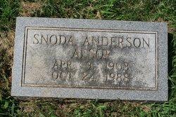 Snoda <I>Anderson</I> Alsop