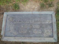 Margaret <I>Fairman</I> Allbritton