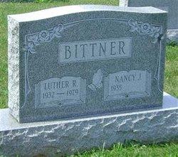 Luther R Bittner