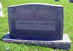 Dorothy E. Abell
