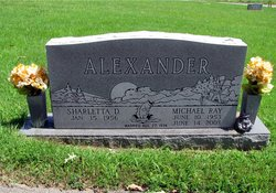 Michael Ray Alexander
