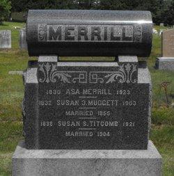 Asa Merrill