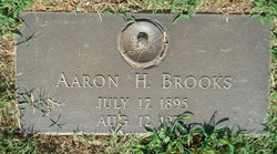 Aaron H Brooks
