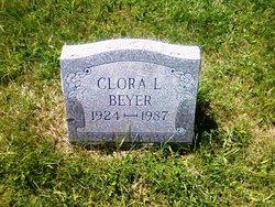 Clora L Beyer