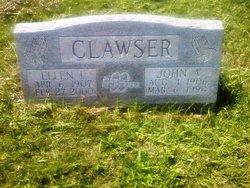 John A Clawser
