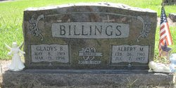 Albert M Billings