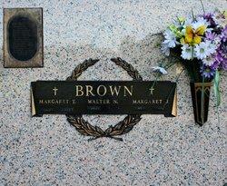 Margaret J Brown