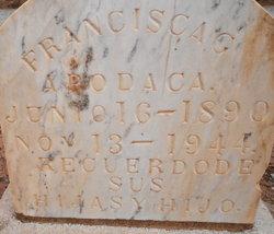 Francisca <I>Gaudara</I> Apodaca