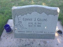 Connie J Gillins