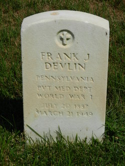 Frank J Devlin