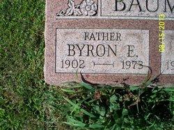 Byron E. Baumgardner