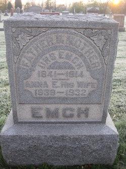 Anna Elizabeth <I>Schaad</I> Emch