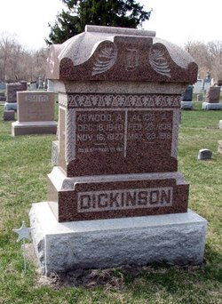 Atwood A Dickinson