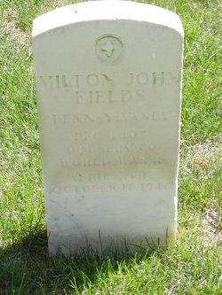 Milton John Fields