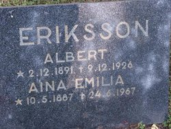 Aina Emilia Eriksson