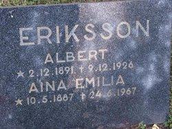 Albert Eriksson