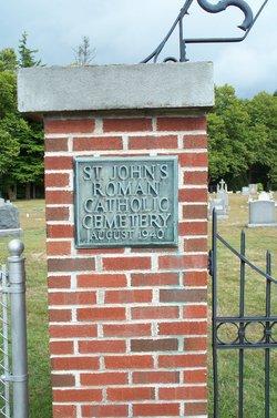 Saint Johns Roman Catholic Cemetery