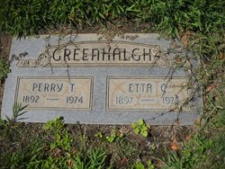Perry T Greenhalgh