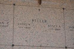 Agnes A <I>Miller</I> Feller
