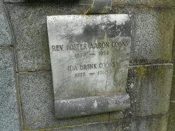 Rev Foster Aaron Coons