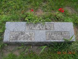 Carrie M. <I>Haley</I> Graves