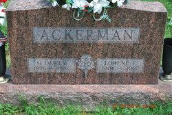 Lorene C Ackerman