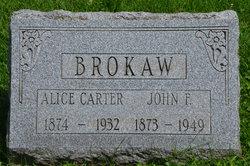 John F. Brokaw