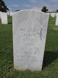 William John Bevil