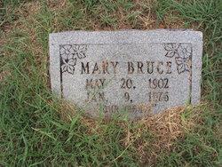 Mary <I>Crowe</I> Bruce