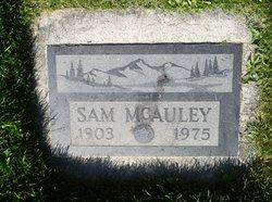 Sam McAuley