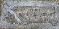 Harold Martin Bachar
