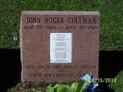 John Roger Coleman